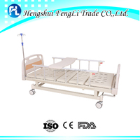 New Style 2 Crank Hospital Bed