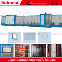Insulating Glazing Glass Manufacturing Machine /3 Vacuum Insulated Glass making machine / Double Glass Glazing Machinery
