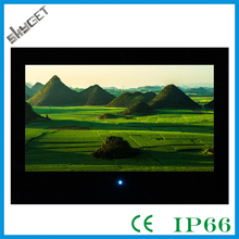 Low price of mirror lcd tv for bathroom