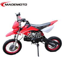 China Made Cheap 125cc Gas Powered Japanese Mini Dirt Bike for kids