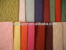 Mulberry textured saa paper