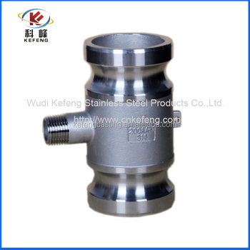 quick coupling pipe fittings type 200AA