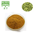 Natural Losing Weight Product Green Coffee Bean Extract powder Chlorogenic Acid 50%