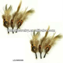 feather hat flower clips & pins LZJXM00589