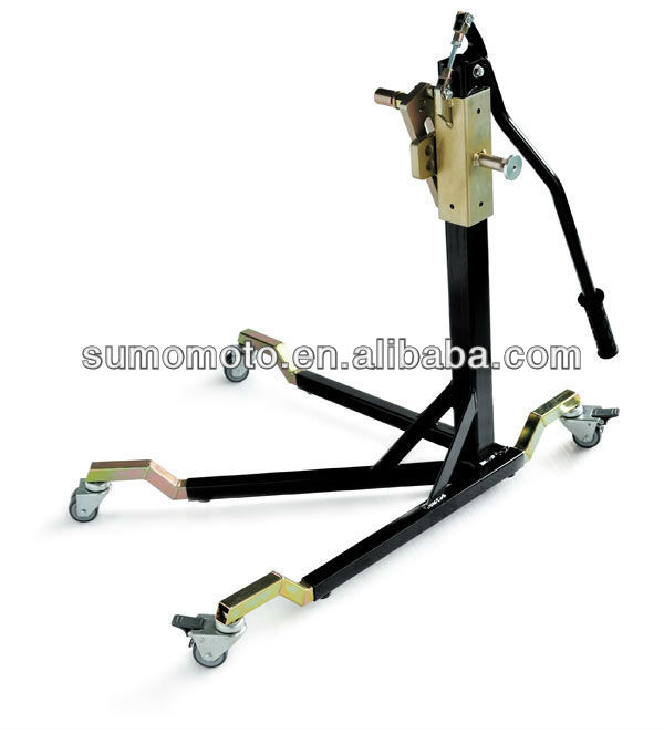 Hydraulic Motorcycle side stand, central lift stand, Motorcycle Side Lift, Motorcycle spider stand,motorcycle moving dolly