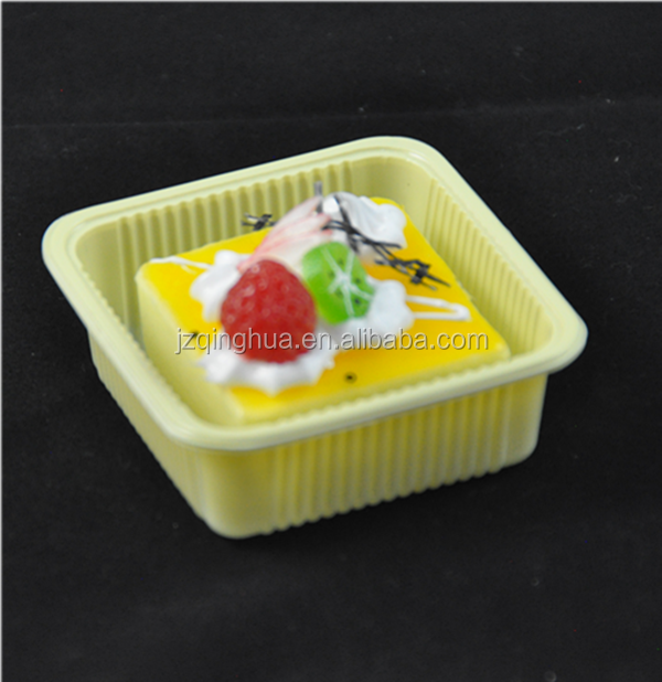 food sushi fruit bakery plastic tray