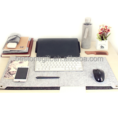 Desk Sets Mat Writing Pad Table Mat Mouse Pad With Pen Holder Keep Warm In Winter