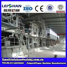 Kraft paper recycling machine/ fourdrinier machine for paper