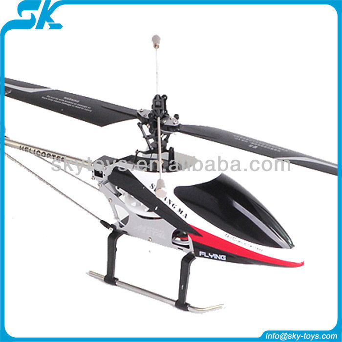 !RC Helicopter double horse 9117