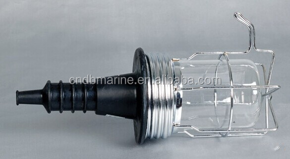 Marine Hand Lamps, IMPA 792151, Rubber Type