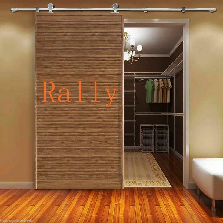 Charmant Stainless Steel Barn Style Door Hardware And Modern Sliding Door Hardware,  View Sliding Closet Doors, Rally, Rally Product Details From Shanghai Rally  Glass ...