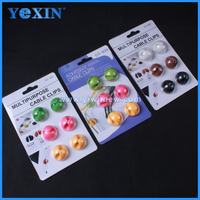 CC 908 Multipurpose Cable Clips Colorful