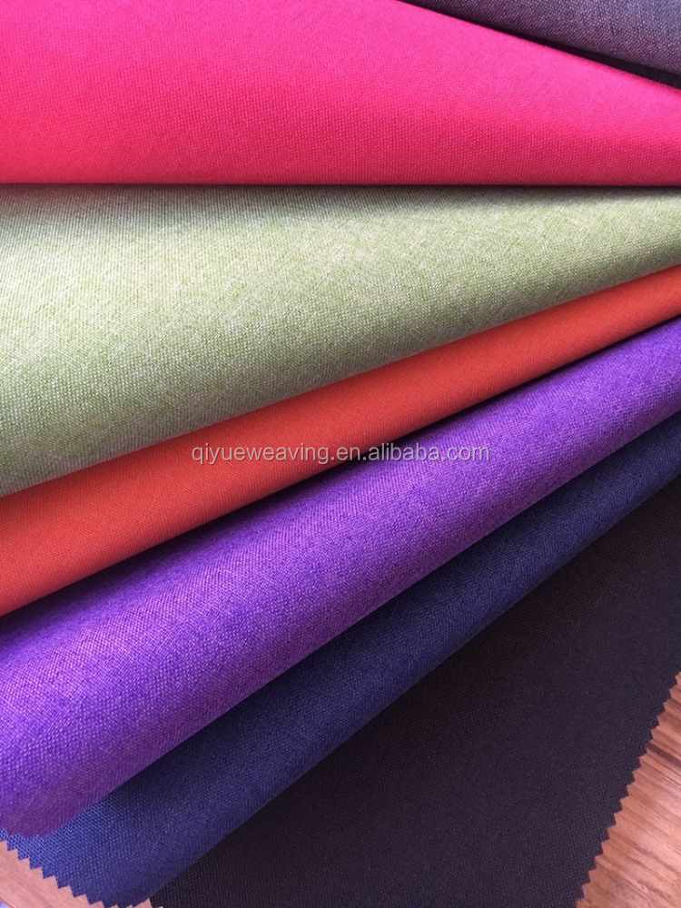 17501# 700D cationic polyester oxford fabric pvc coated for bag fabric