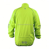 Cheap New waterproof breathable lightweight golf jacket