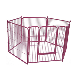 Dog Play Pen Heavy Pet Puppy Fence Dog Cage For Dog