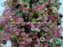 450 carat Multi Tourmaline Natural Gemstone Cabochons
