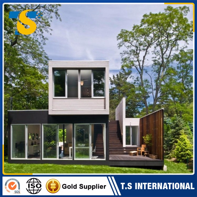 Modern Fast construction mobile modular container house villa / resort
