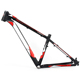 China hot selling 1.73KG light weight 650b mtb aluminum alloy bicycle frame 26er 27.5er for wholesale cheap price