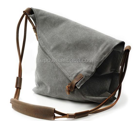 College Men Canvas Sling Bag,Crossbody Bag - Buy Men Canvas Sling ...