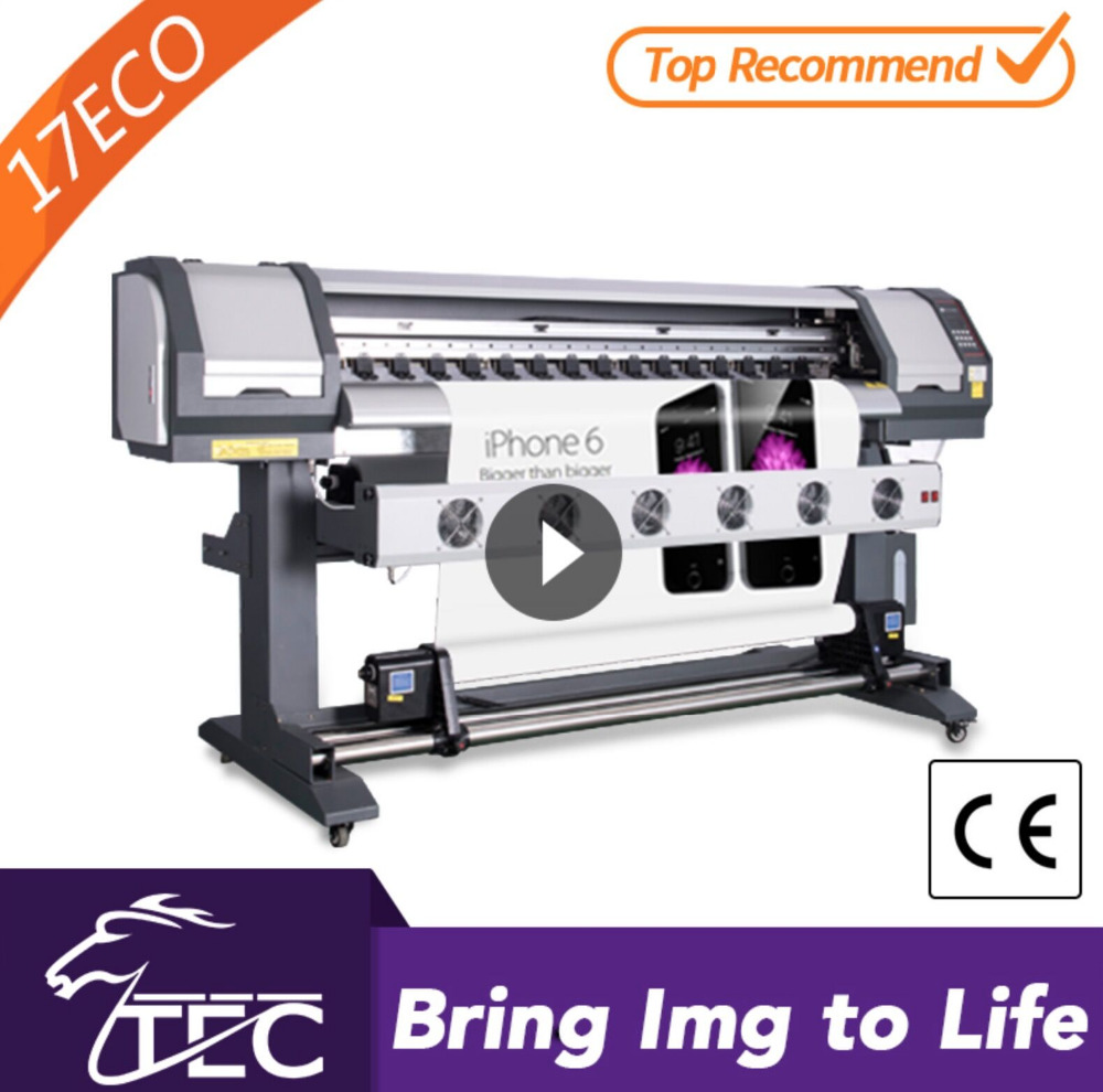 new design 1.6m new model 4 color banner pvc vinly printing machine