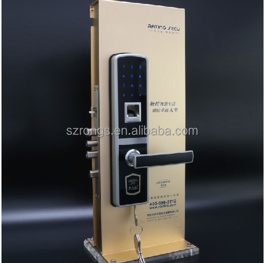 fingerprint scanner door locks for apartment