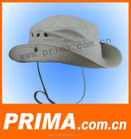 Foldable waterproof fishing caps and hats