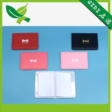 PVC wallet card hold