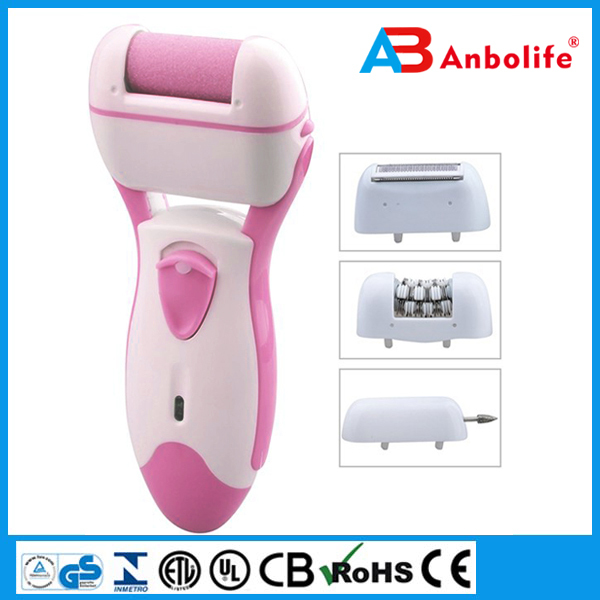 New Arrival Feet Care Tool Electric Foot Dead Dry Skin Callus Remover
