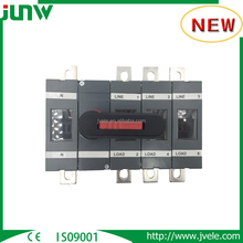 Front operated 3p/4p ac/dc OT OETL compact isolator switch disconnector OT125F3 OT125F4