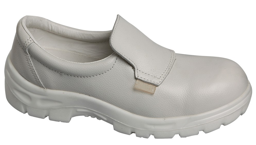 CE Approved Safety ESD shoes Food Industry Used White Shoes