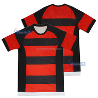Thailand quality clothing manufacturer in China low price wholesale soccer jersey