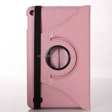 360 Rotating PU Leather Case for Amazon NEW Kindle Fire 7 2017 Cover Wholesale Tablet Cases Covers HD7
