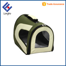 Hot sale 2017 soft cloth comfortable pet carrier cat, high quality nylon outdoor travel dog carry bag pet