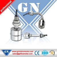float ball level switch for hydraulic machinery