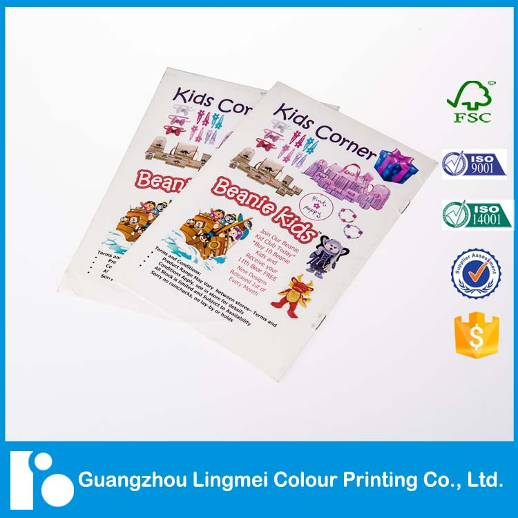 Guangzhou factory custom cheap high quality manga book printing