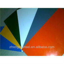 PPGL prepainted color coated galvanized steel coil RAL K7