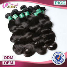 From 10 To 40 Inch Top 5A+ XBL Malaysian Virgin Hair Wholesale