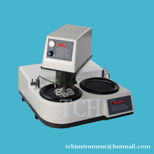 TCH-LAP-2000 Two plates Automatic Grinding and Polishing Machine for metallographic samples preparation