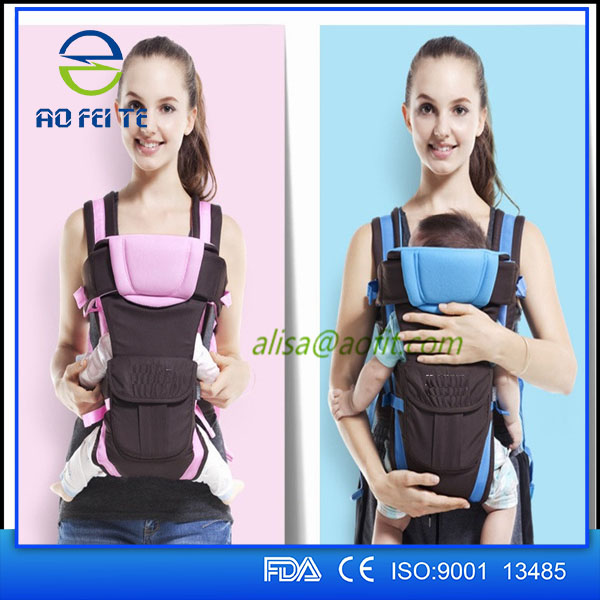 2016 hot sale high quality infant confortable baby carrier for mom