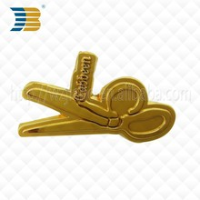 New product soft enamel zinc alloy lapel pin making supplies