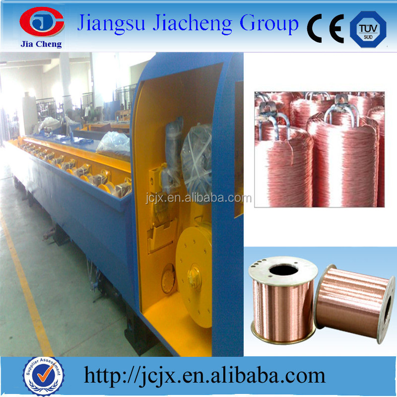 China Manufacturer Copper rod making machine