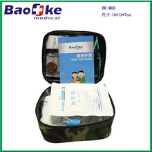 BK-M06 Military Emergency Survival First Aid kit in Medical supplies /Travelling mwdicine Medical Tool pouch
