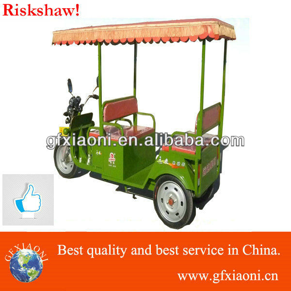 electric riskshaw for passenger China