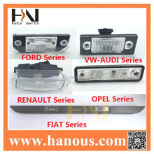 licence plate lamp for Car