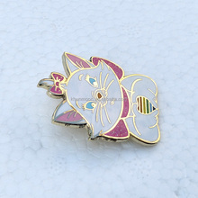 wholesale soft enamel cute lapel pin manufacture in china