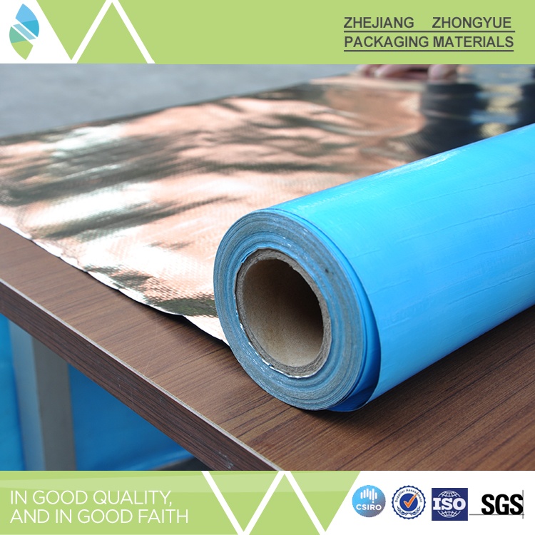 Laminate Heat Insulation Material Heat Resistant Aluminum Foil Bubble