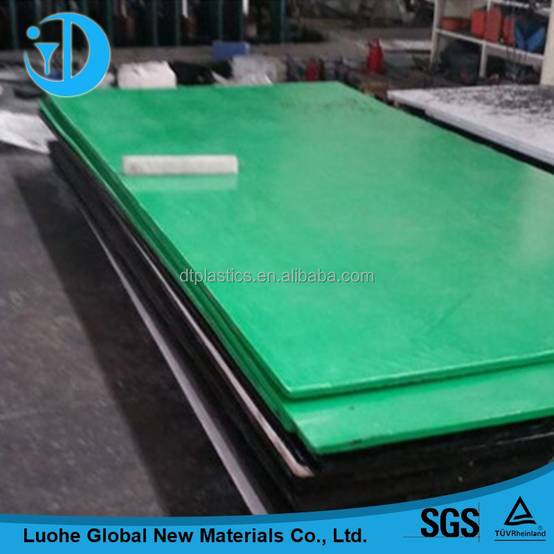 Environmental protection of Hdpe plastic volume board engineering plastic Hdpe thick fenders Hdpe sheets