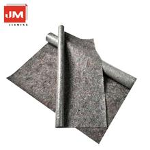 PE coated non-woven paint mat for floor protection