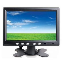 Factory OEM Bus / Pos Terminal 7 Inch Touch Screen Monitor