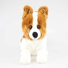 OEM PLUSH WELSH CORGI Plush Dog Toy Stuffed Corgi customized